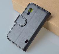 оригинальные j & r бренда бумажник кожаный чехол для lg optimus l5 ii e460 покрытия Телефон Сумки с подставкой и id-карты слоты