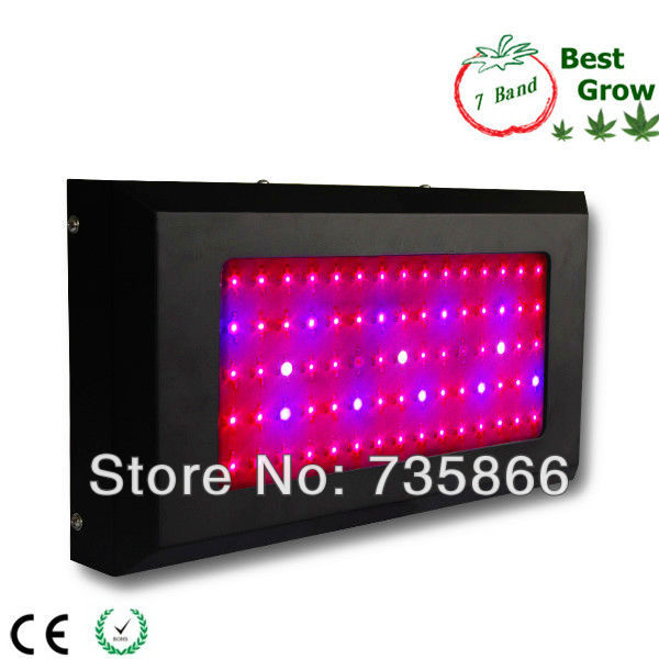 1pc Bottom Price With Fedex/DHL Fast Freeship Worldwide Dropship LED Grow Lights Indoor Growing(China (Mainland))