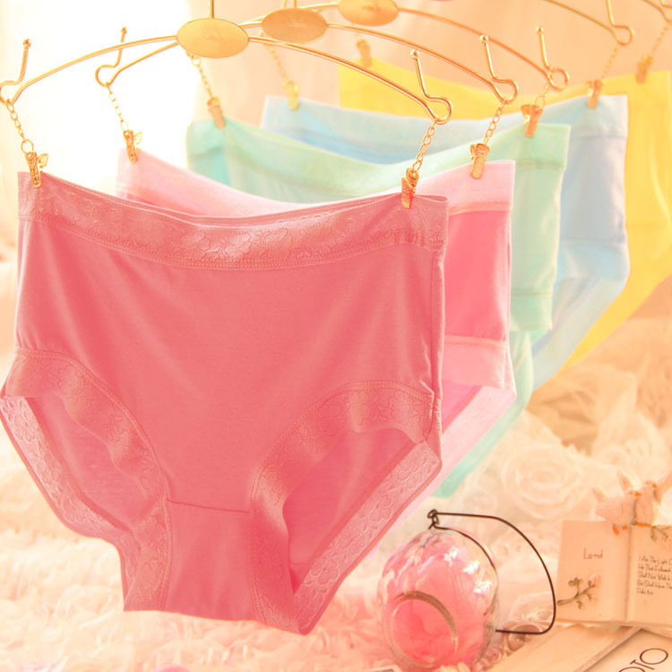 Hot Sale 3pc/Lot Underwear Women Fabric Ultra Thin Comfort Seamless Panties Briefs Everyday Traceless Sexy lingerie Large size(China (Mainland))