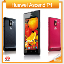 "Huawei Ascend P1 U9200 Mobile Phone Dual Core 4.3"" Screen Android 4.0 8MP GPS WiFi Dual Camera Mutli-langague Free Shiping(China (Mainland))"