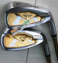 New mens golf club honma beres IS-03 ferri da golf set 5-11Aw.Sw (9 pz) ARMRQ8 3 stelle albero golf grafite ferri club spedizione gratuita(China (Mainland))