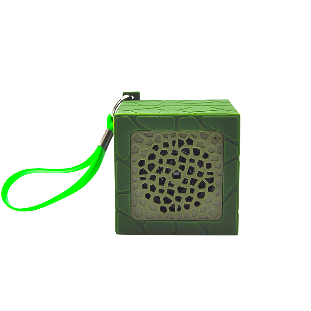 4 Color Portable Bluetooth Speaker Waterproof Shockproof Speakers Cheap Wireless Loudspeakers T9 With TF Card Slot For Phone PC(China (Mainland))
