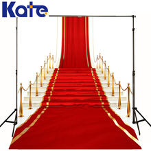 Photo Backdrops Red Carpet Photography Baby Backdrop White Stairs Digital Studio Background