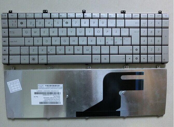 New original Laptop keyboard compatible ASUS N55S N75S N55SF N55SL N75SL laptop keyboard Enter European Edition(China (Mainland))