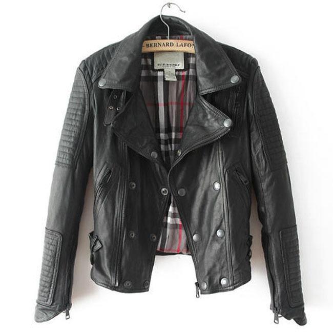 2015 новый свободного покроя черные кожаные куртки женщин и мужчин дизайнер мода молнии PU куртка кожа замша верхняя одежда пальто 2144