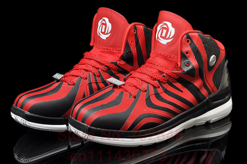 Adidas shoes black and red 2014