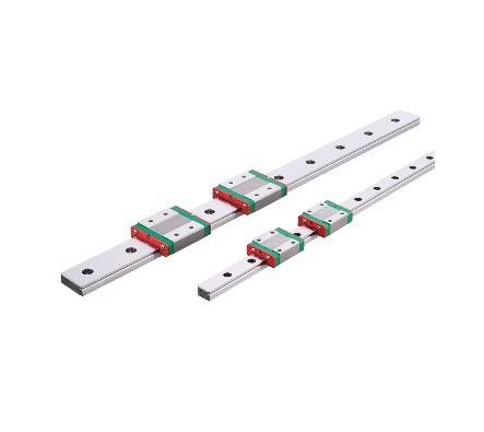3D print parts cnc Kossel Mini MGN9 9mm miniature linear rail slide 1pcs 9mm L 800mm