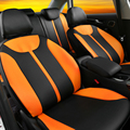 PU leather Automobiles seat cover for toyota venza car covers accessories cars cushion custom fit seat