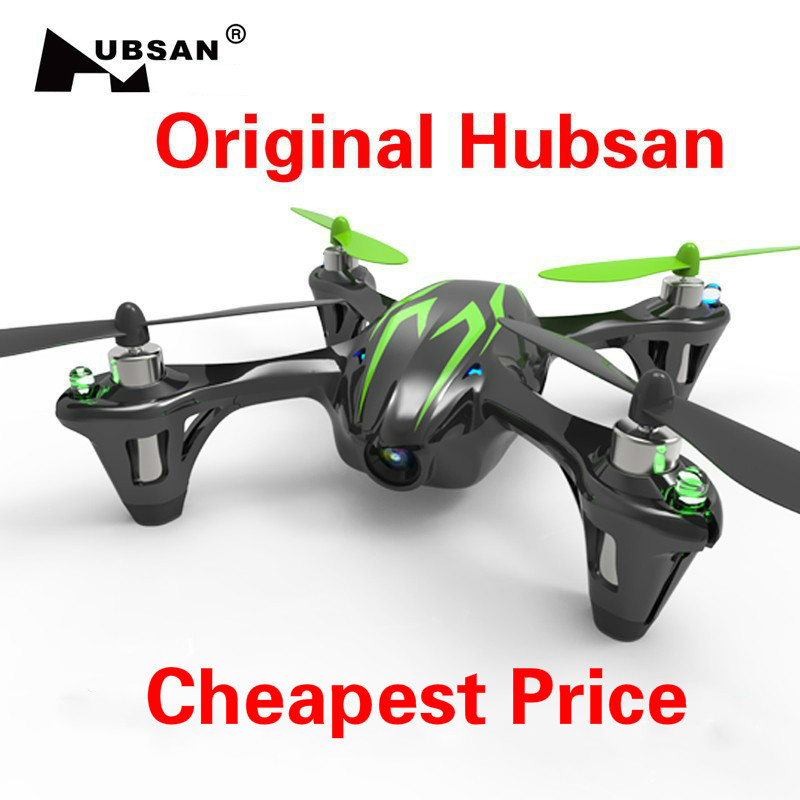 Hubsan X4 H107C 2 4G 4CH RC Helicopter Quadcopter With Camera RTF Transmitter Battery Mini Drones
