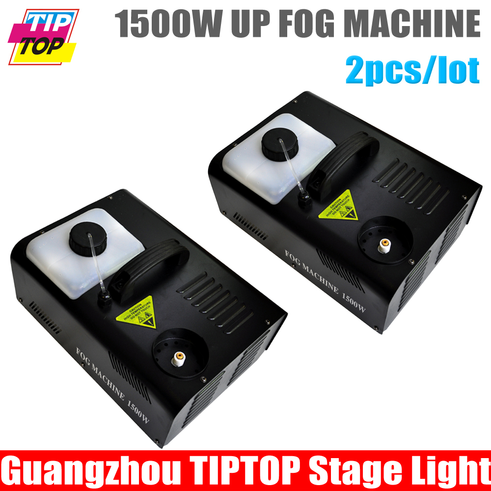 2XLOT NEW Best Selling 1500W Digital UP Fog Machine For Wedding Effects Event Party <br><br>Aliexpress