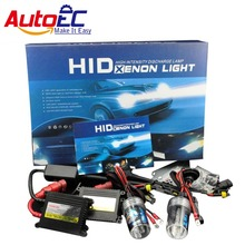 Buy AutoEC Xenon HID Kit Car Headlight Slim Ballast 35W H1 H3 H7 H9 H10 9006 Xenon Bulb 4300K 6000K 8000K 10000K 12000K 12V #LM20 for $44.99 in AliExpress store
