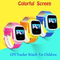 Free Ship Children GPS Smart Watch Wristwatch SOS Call Location Finder Locator Device Tracker for Kid