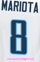 womenS lady 8 Marcus Mariota 29 DeMarco Murray 82 Delanie Walker 13 Kendall Wright 27 Eddie George JERSEY(China (Mainland))