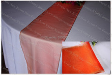 wholesale orange table cover