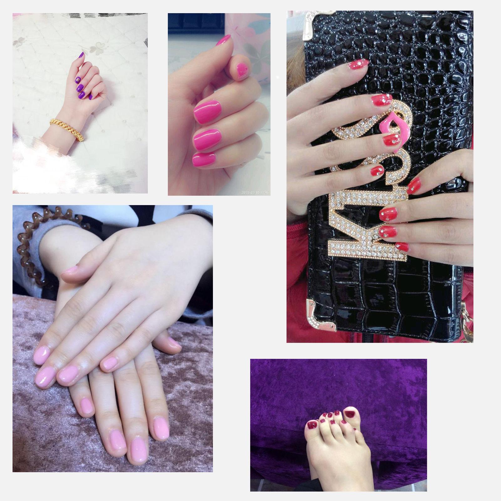 Msk/Ms. Keiko Гель-Лак Замочите от УФ-Светодиодной Гелевые Ногти Польский длительное Ногтей 15 мл 1058