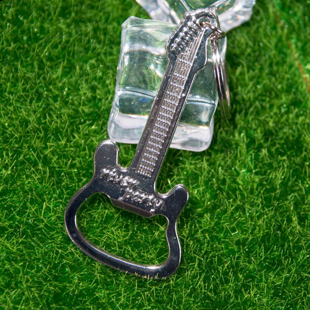popular guitar keychain bottle opener buy cheap guitar keychain bottle opener lots from china. Black Bedroom Furniture Sets. Home Design Ideas
