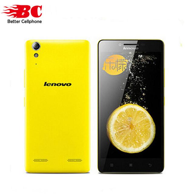Оригинал Lenovo K3 K30-W MSMS8916 1 Г RAM 16 Г ROM Quad Core 5.0 дюймов 1280*720 4 Г FDD-LTE Android 4.4 Dual Sim Смарт-Мобильный телефон