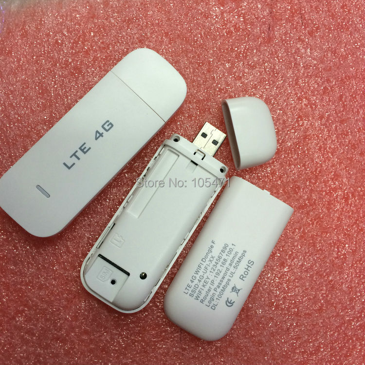 Factory wholesale :4G USB WIFI dongel 4G Modem Support FDD Band1/ B3/B4/B5/B7 WCDMA B1 / EVDO 800MHZ(China (Mainland))