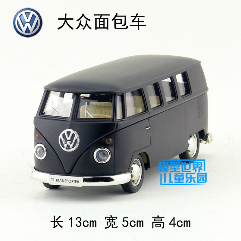 UNI 1:36 Scale/VOLKSWAGEN Classic T1 TRANSPORTER Bus Diecast Metal/Pull Back Car Model Toy /For Gift/Collection/Kids(China (Mainland))