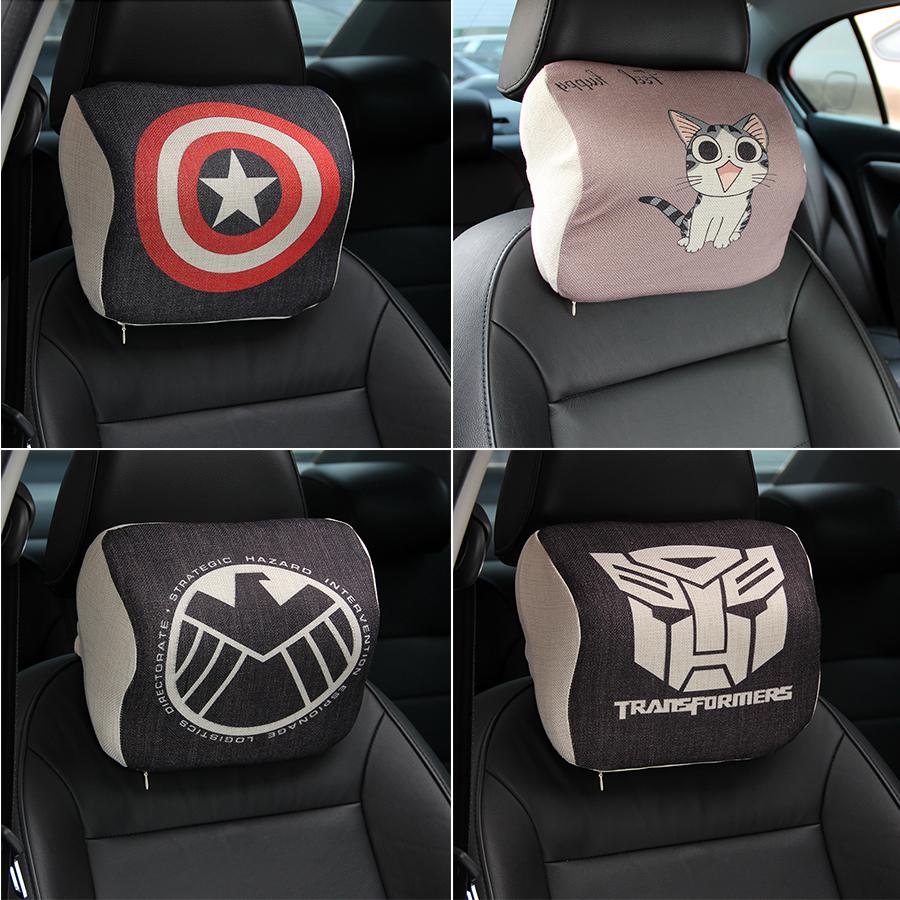 Cute Car Headrest Pillow : Online Buy Wholesale cute neck pillow car from China cute neck pillow car Wholesalers ...