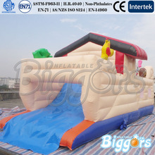 FREE Shipping By SEA Inflatable Bounce House Inflatable Trampoline Inflatable Castle With Animal For Sale(China (Mainland))