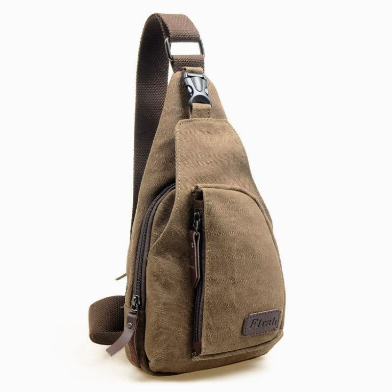 New Canvas Bag Waist Pack Casual Men Shoulder Bag Hiking Bicycle Bags Sprots Satchel Men Messenger Travel Bags M3280(China (Mainland))