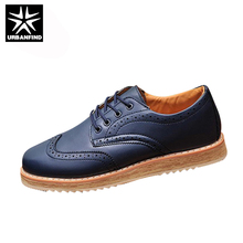 New Business Men Fashion Shoes Size 37-47 Top Quality New Brand PU Leather Handsome Men Casual Oxfords Shoes(China (Mainland))