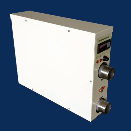 coasts brand high quality 5.5KW 220V 50hz swimming pool water heater(China (Mainland))