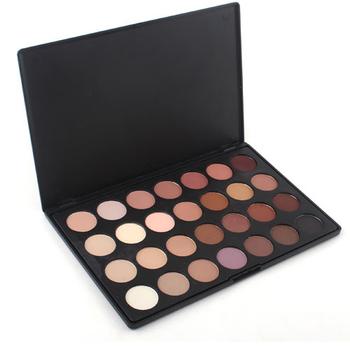 Hot Sale Pro 28 Color Neutral Warm Eyeshadow Palette Eye Shadow  #2548