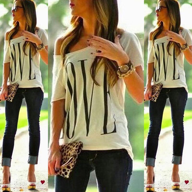 Женская футболка Fashion East s m l XL DF-426/LX женская футболка dn 2015 s m l xl xxl df 426 dn