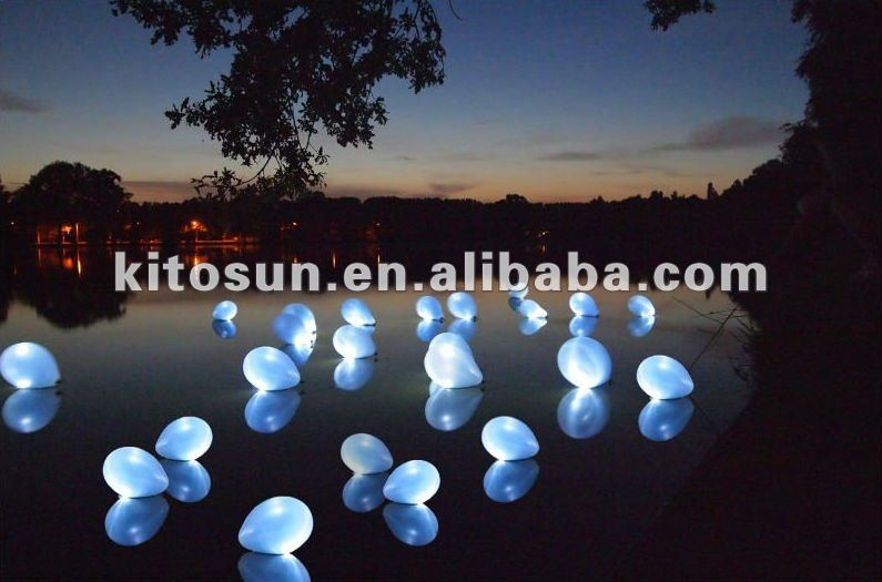 Free shipping ,Christmas gift,, flashing balloon, lighting balloon home deco(China (Mainland))
