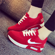 Women Canvas Shoes Casual Shoes For Women Basket Femme Wedge Shoes Zapatos Mujer Ladies Breathable OutdoorJogging Flat Shoes