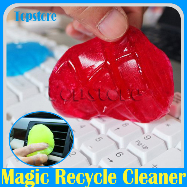 Fashional Magic Dust Cleaning Slimy Compound Super Clean Clearner For Keyboard Laptop(China (Mainland))