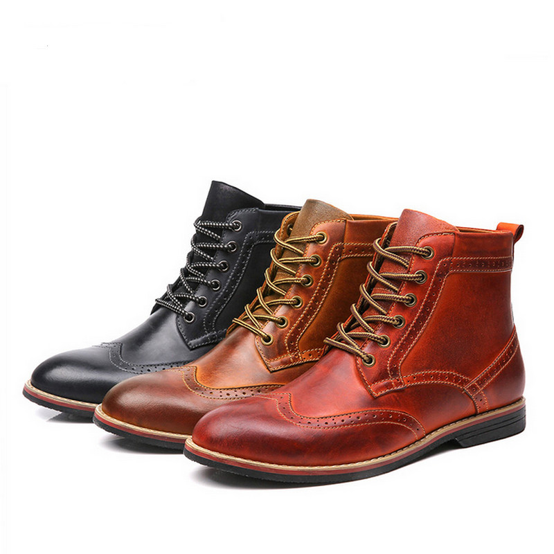 Popular Mens Warm Dress Boots-Buy Cheap Mens Warm Dress Boots lots ...