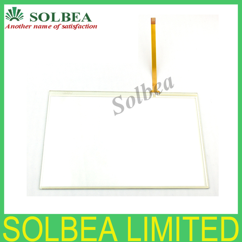 """1pc 7"""" 7 Inch 4 Wire Resistive Touch Screen Digitizer Panel for INNOLUX N070ICG-LD1 N070ICG LD1/LD4 LCD Display Panel freetrack(China (Mainland))"""