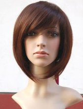 2012 new vogue short straight health short wig short wigs Free Shipping (B0509)(China (Mainland))