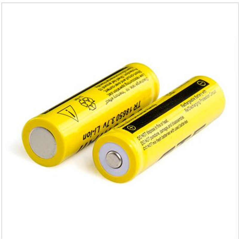 12PCS 18650 battery 3.7V 9800mAh rechargeable li-ion battery 18650 liion battery for Led flashlight 18650 battery 18650(China (Mainland))