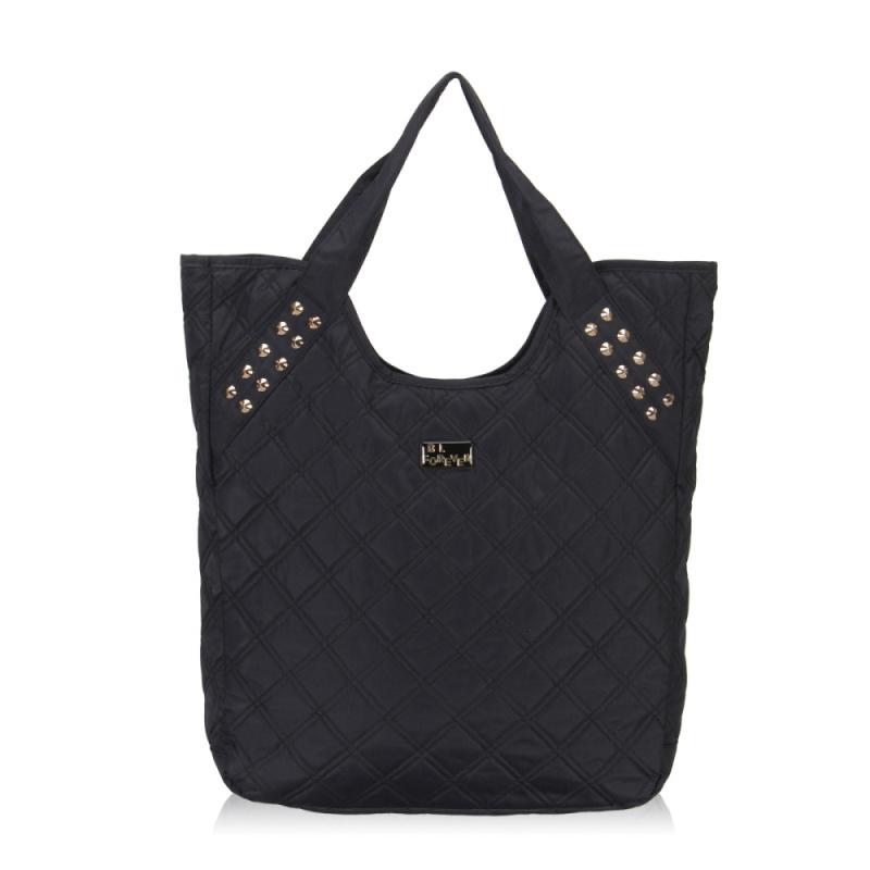 Veevan 2016 Fashion Women Rivet Bag High Quality Shoulder Bag Casual Women Tote Large-capacity Shopping Bag Lightweight Handbag(China (Mainland))