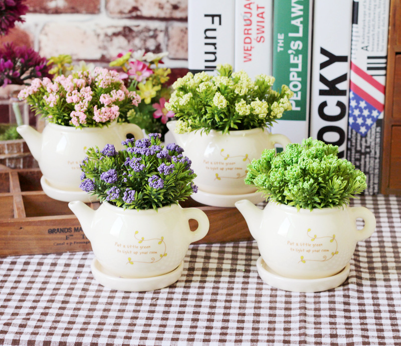 Flower pot accessories promotion shop for promotional for Accessoires decoration jardin
