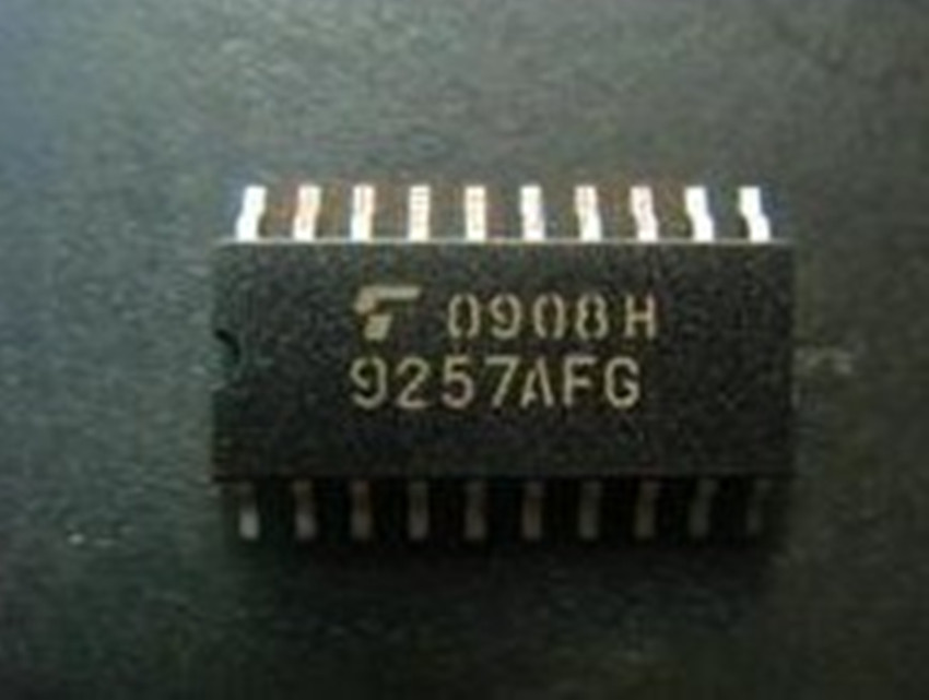 SOP20 TC9257AFG manufacturers IC after the first shot(China (Mainland))