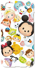 Printed Tsum Tsum For iphone 4 4S 5 5S SE 5C 6 6S Plus For iPod Touch 4 5 6 Back Skin Plastic Hard Cover Mobile Cell Phone Case