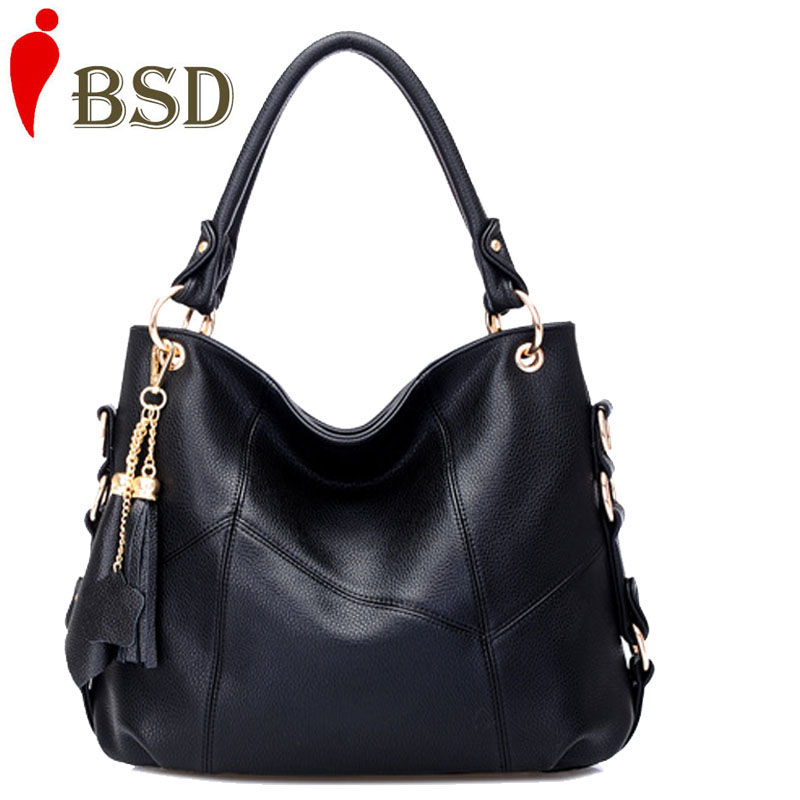 2016 big women bag designer handbags high quality brands women messenger bags dollar price women leather