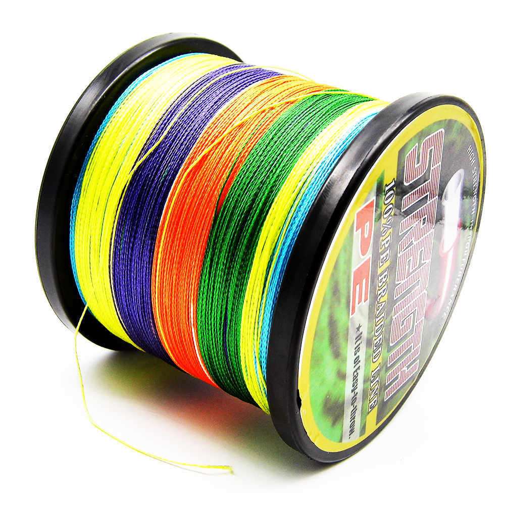 500m Rope Fishing Line 10m 1 Colors Pe Multifilament Braided Fish Line Carp Fishing Fly Cord Wire Fishing Tackle(China (Mainland))