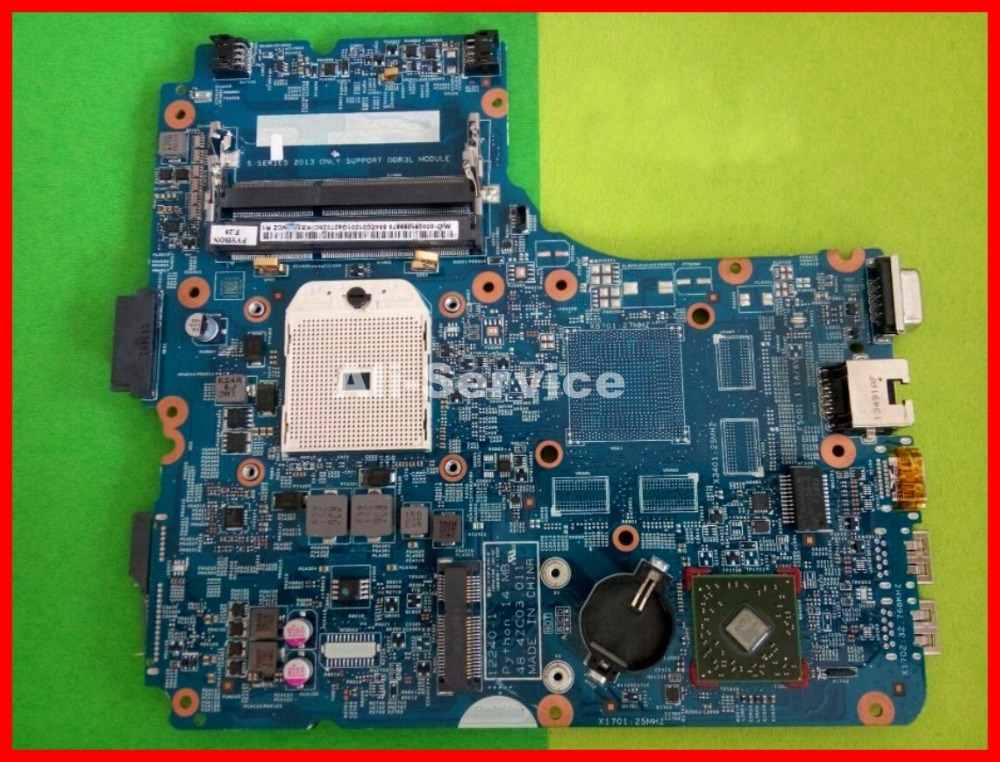 722824-001 722824-501 722824-601  for HP probook 455 G1 laptop motherboard with AMD chipset UMA100% tested