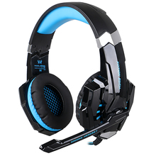 Gaming Headset Headband LED Headphones Mic for PS4 Playstation 4 PC TH229