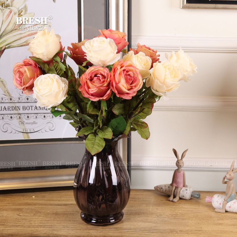 Of Classical Royal Rose Flowers Flowers Floral Silk Flower