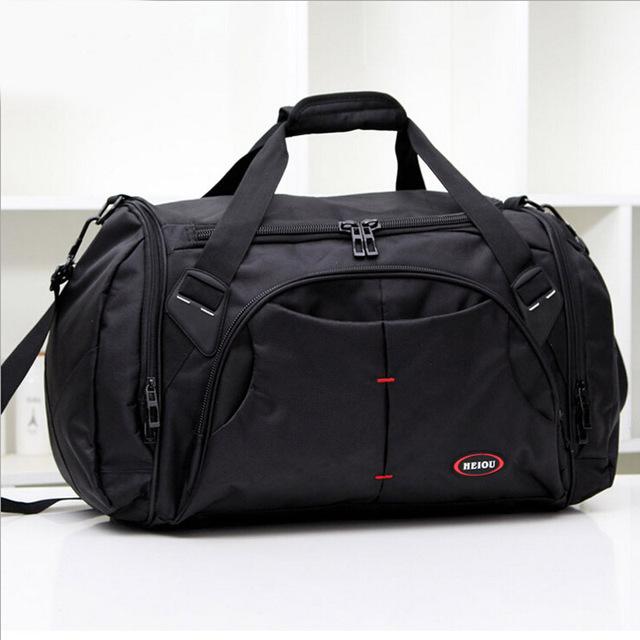 Дорожные сумки горячие нейлон с большим объемом багажа дизайнер мужской бренд спортивную ...