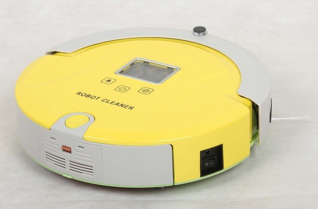 Automatic charge intelligent vacuum cleaner sweeper auto robot vacuum(China (Mainland))