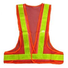 KSFS Hi-Viz Reflective Vest High Visibility Warning Traffic Construction Safety Gear red Yellow(China (Mainland))