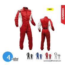 Hot Selling OMP Racing Suit / Drifting Racing Suit/ two layers of cotton not fire karting Go Kart Racing Suit Free Shipping(China (Mainland))
